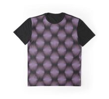 Amethysts Gem Group Pattern Graphic T-Shirt