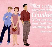 Sixteen Candles Quote by Rachel Krueger