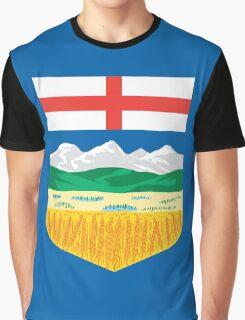 Alberta Crest Graphic T-Shirt