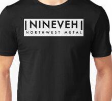  NINEVEH  Logo - Black Font Unisex T-Shirt