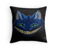 Cheshire Part 2 Throw Pillow