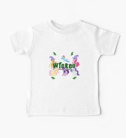 Wicked Ponies Baby Tee