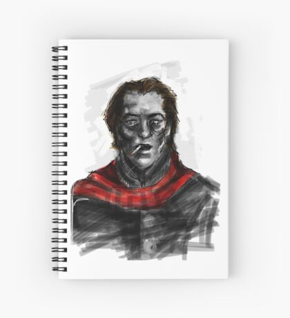 Withnail and I-Withnail Spiral Notebook