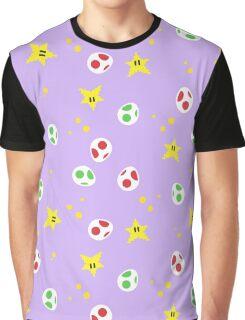 Super Mario Cuties Graphic T-Shirt