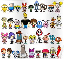 Cartoon Network Poster