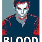 Dexter Blood by GrimDork