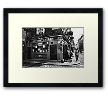 Temple Bar Framed Print