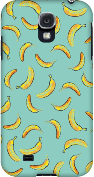 Banana pattern  by amadreamart