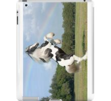 elite horse iPad Case/Skin