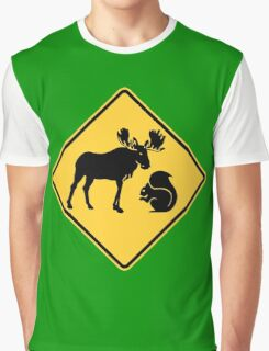 Moose & Squirrel XING Graphic T-Shirt
