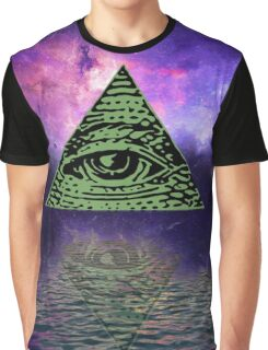 Illuminati  Graphic T-Shirt