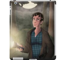 The Supernatural Adventures of Sheriff Jody Mills iPad Case/Skin