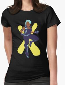 The Best Storm Costume Womens Fitted T-Shirt