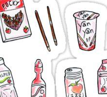 Japan goods Sticker