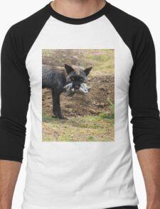 Fox and Rabbit Men's Baseball ¾ T-Shirt