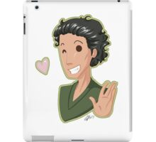 Hiddleston Love! (Alternate Version!) iPad Case/Skin