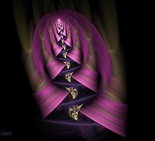 Whispy Staggered Strange Object by lacitrouille