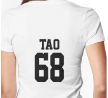 Tao Womens Fitted T-Shirt