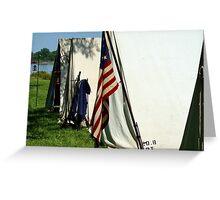 Star Spangled Banner Greeting Card