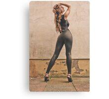 Obscene Leggings. Love Them! 3 Canvas Print