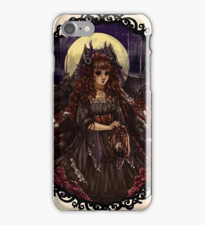 Contract by the Moonlight iPhone Case/Skin