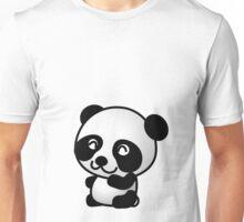 PANDA STANDING Unisex T-Shirt