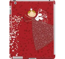 Magical Snowflakes Fairy iPad Case/Skin