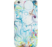 Fibroblasts  - Watercolor Painting iPhone Case/Skin