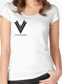 Voltron Gaming Women's Fitted Scoop T-Shirt