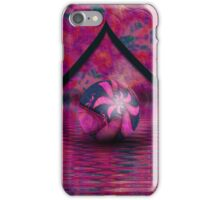 Hippy Marble in a Hippy World iPhone Case/Skin