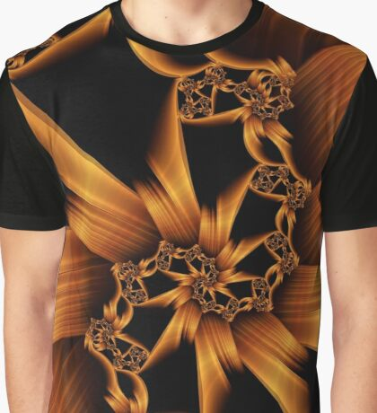 Trap the Light in Metal Graphic T-Shirt