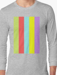 Colour Fields Long Sleeve T-Shirt
