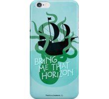 Pirates of the Caribbean Illustration iPhone Case/Skin