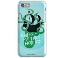 Pirates of the Caribbean Illustration iPhone Case/Skin