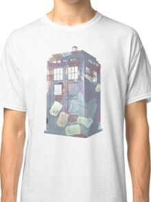 Call Box Chaos (Subdued) Classic T-Shirt
