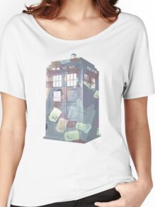 Call Box Chaos (Subdued) Women's Relaxed Fit T-Shirt