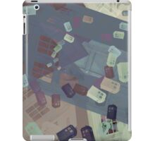 Call Box Chaos (Subdued) iPad Case/Skin
