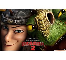 How To Train Your Dragon 03 Photographic Print