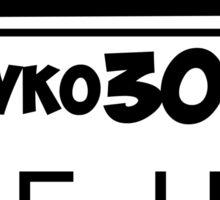 @zyko300zx z31 Sticker
