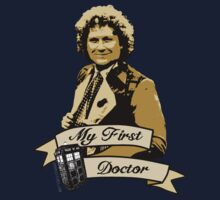 My first Doctor (Who) sixth 6th Colin Baker Kids Clothes