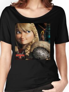 How To Train Your Dragon 04 Women's Relaxed Fit T-Shirt
