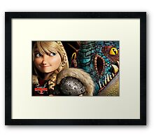 How To Train Your Dragon 04 Framed Print
