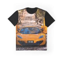 McLaren 12c Spider Graphic T-Shirt