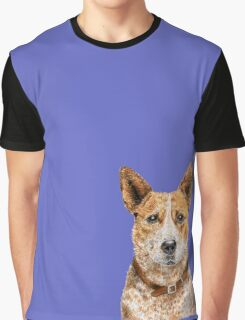 Beaut Australian Cattle Dog - Red Graphic T-Shirt