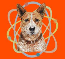 Beaut Australian Cattle Dog - Red Kids Tee