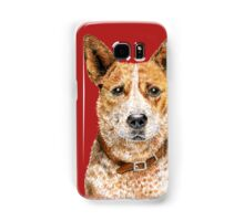 Beaut Australian Cattle Dog - Red Samsung Galaxy Case/Skin