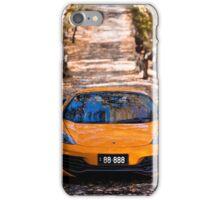 McLaren 12c Spider iPhone Case/Skin
