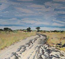 Sandy Highway by Juliane Porter