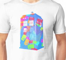Call Box Chaos Unisex T-Shirt
