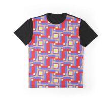 Sprite Fractal - Mario Graphic T-Shirt